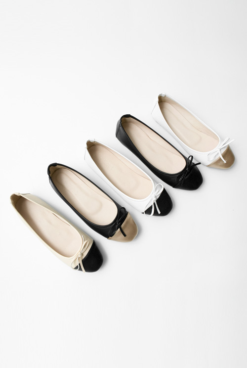 coco flat shoes (5 color)